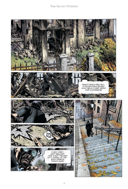 The Secret History 014 Preview_PG6