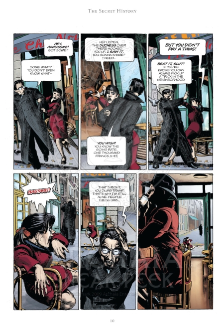 The Secret History 014 Preview_PG8