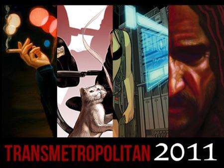 Transmetropolitan Art Book