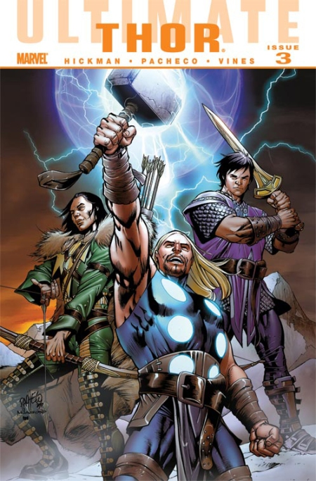 Ultimate Comics Thor #3