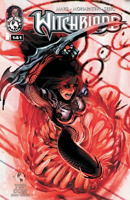 Witchblade #141 COVA_stamped