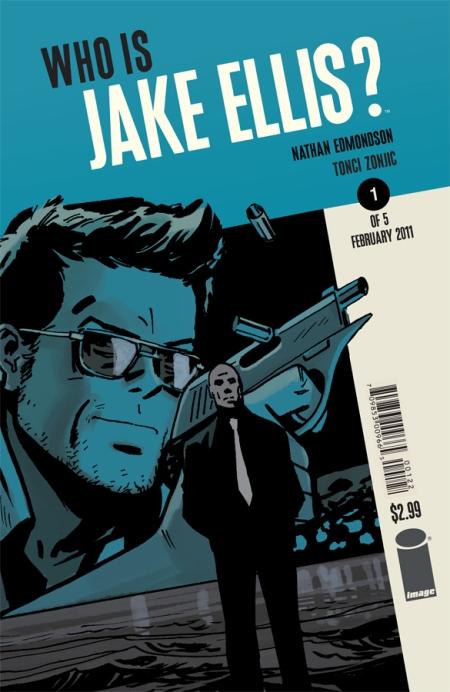 Who Is Jake Ellis #1 2nd printing