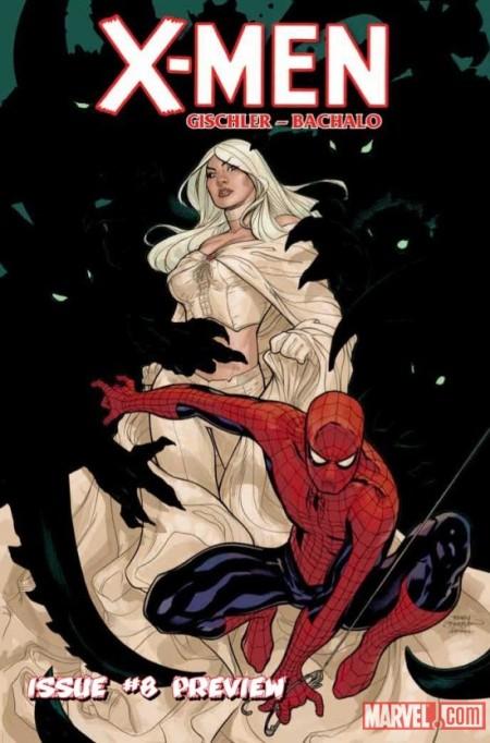 X-Men #8 Cover(W)