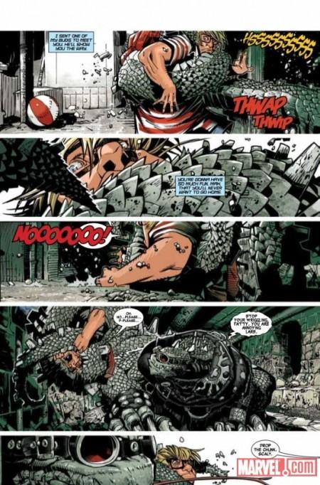 X-Men #8 Preview1(W)