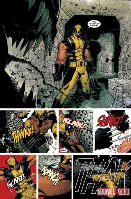 X-Men #8 Preview2(W)