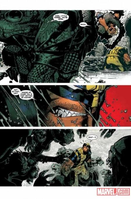 X-Men #8 Preview3(W)