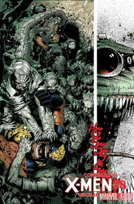 X-Men #8 Preview5(W)
