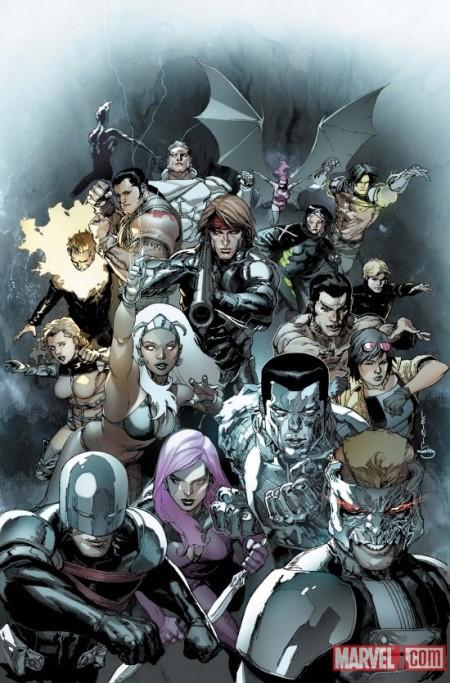 X-Men: Legacy #245 COVER(W)