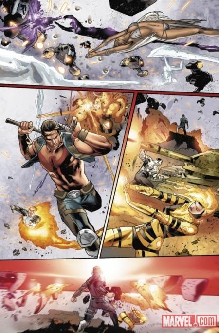 X-Men: Legacy #245 PREVIEW1(W)