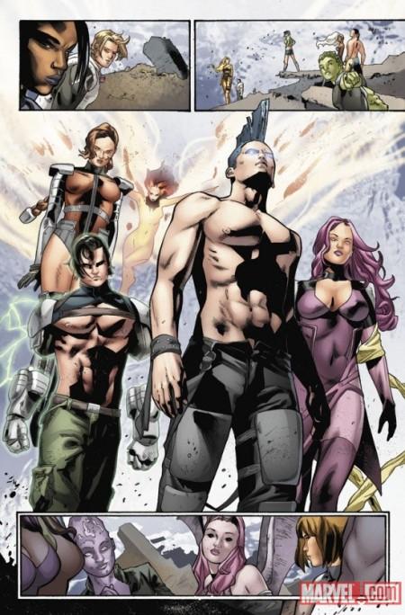 X-Men: Legacy #245 PREVIEW4(W)