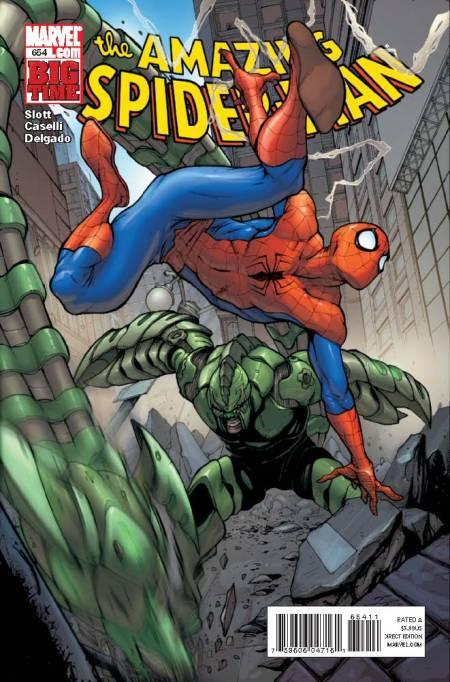 Amazing Spider-Man #654