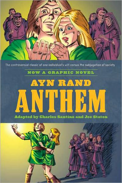 anthem ayn rand Anthem by ayn rand the complete text of ayn rand's novel anthem online, with explanatory notes.