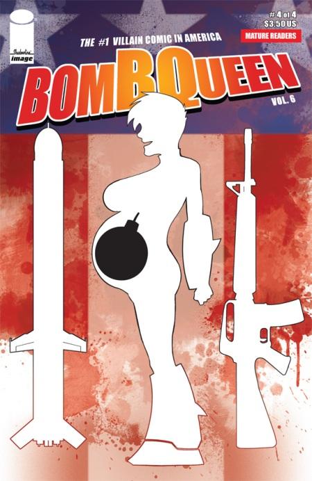 Bomb Queen VI #4 Cover