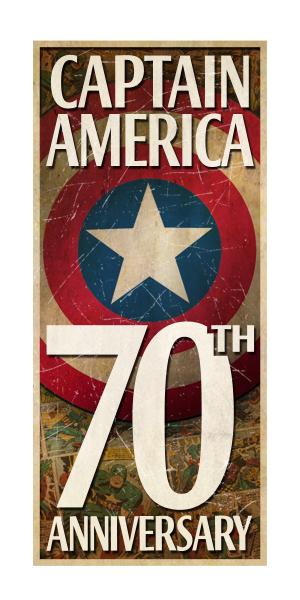 Captain America 70th Anniversary