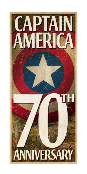 Captain America 70th Anniversary