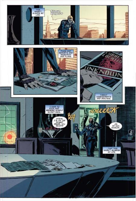 Captain America #615.1 Preview1
