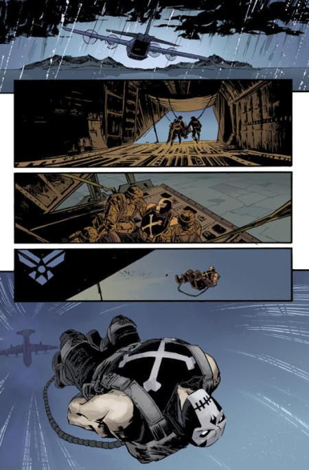 Captain America And Crossbones #1 Preview1