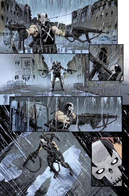 Captain America And Crossbones #1 Preview3