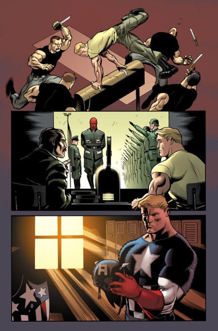 Captain America #616 Preview McGuinness1