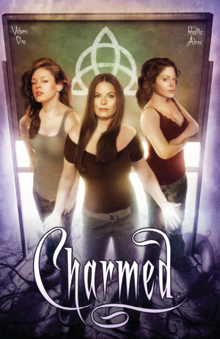 Charmed tpb Vol 1 cover
