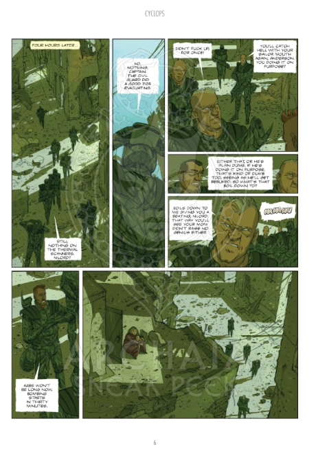 Cyclops 003 Preview_PG4