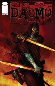 Daomu #1 cover