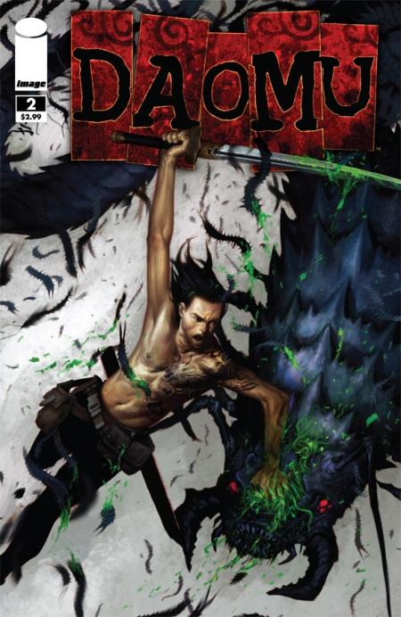Daomu #2 cover