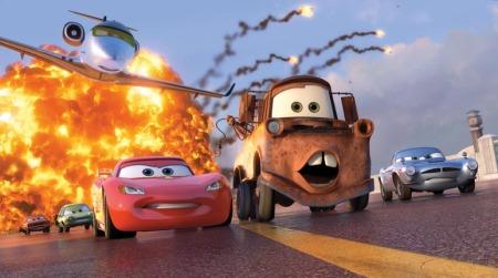 DISNEY PIXAR PRESENTS Cars 2