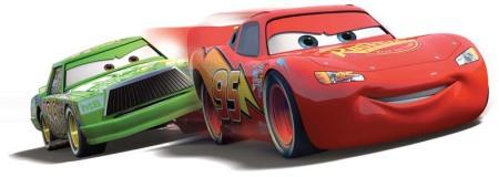 DISNEY PIXAR PRESENTS CARS MAGAZINE Cover
