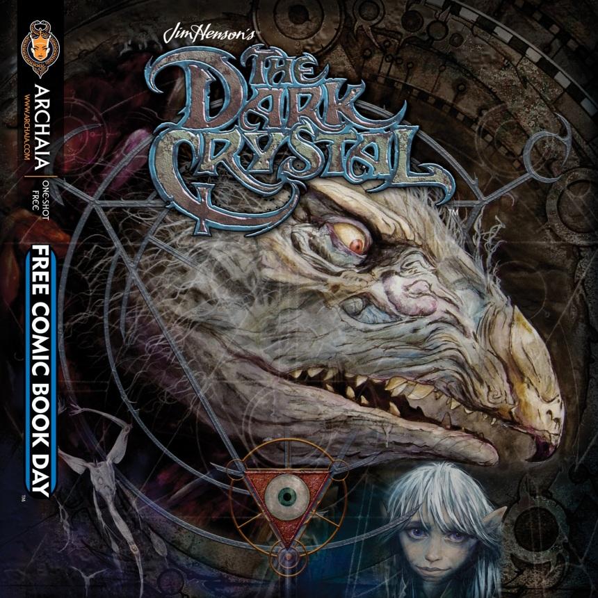 FCBD 2011 The Dark Crystal