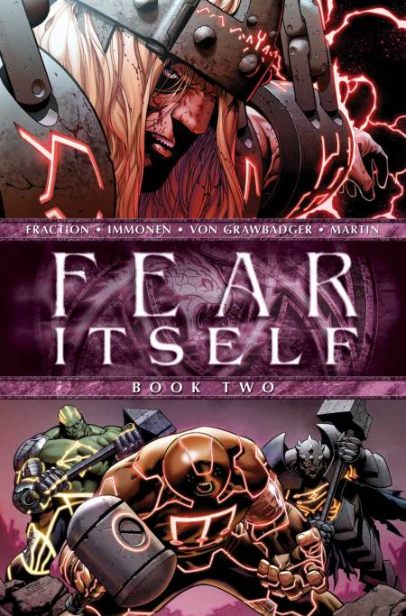 Fear Itself #2 Cover