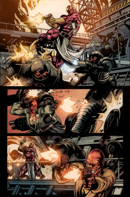 Fear Itself: Book Of The Skull #1 Preview1
