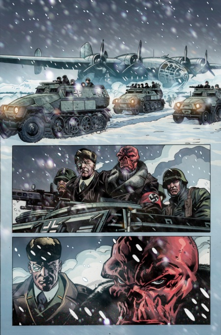 Fear Itself: Book Of The Skull #1 Preview4