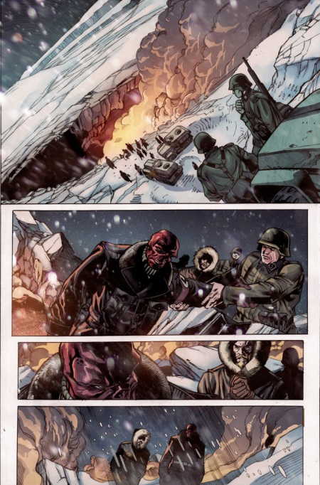 Fear Itself: Book Of The Skull #1 Preview6