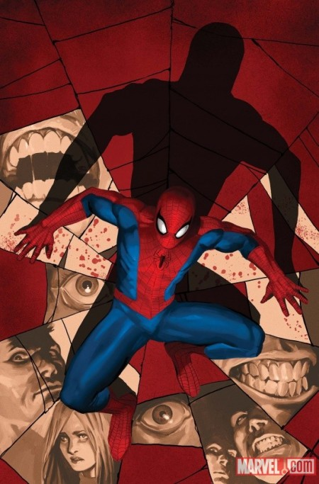 Fear Itself: Spider-Man #1 Cover
