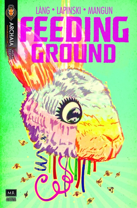 Feeding Ground 004 Cover English