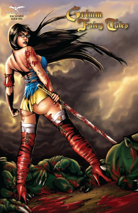 Grimm Fairy Tales #55 Cover C
