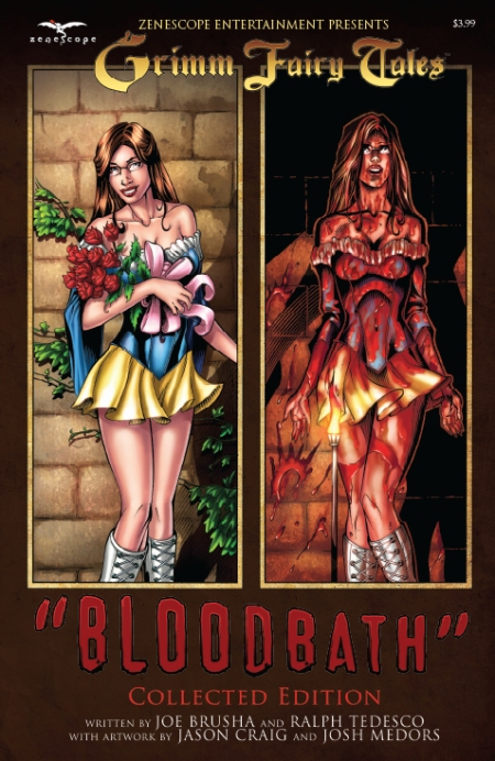 Grimm Fairy Tales Bloodbath cover A