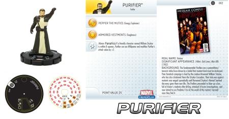 Heroclix Purifier