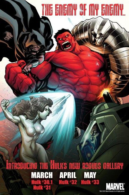 Hulk Rogues Teaser