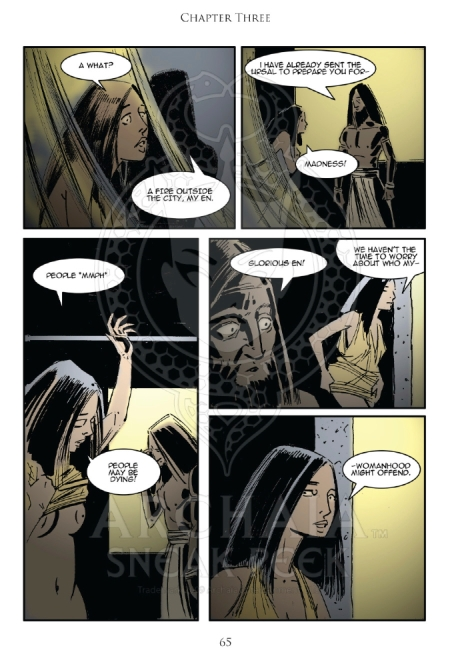 Inanna's Tears Preview_PG3