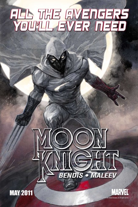 Moon Knight Teaser