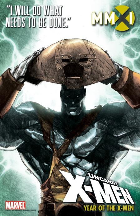 Uncanny X-Men: MMXI