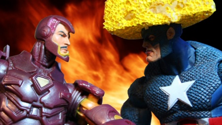 Marvel Super Heroes: What The--?! Big Game 1