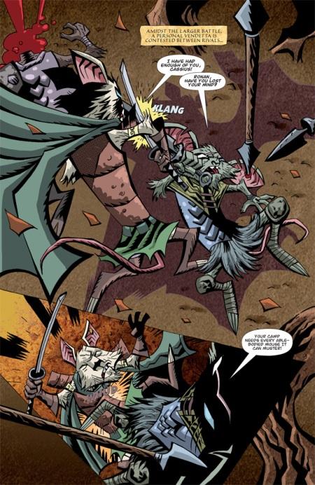 Mice Templar, Vol. 3 #2 p1