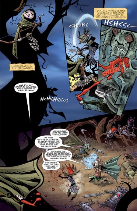 Mice Templar, Vol. 3 #2 p3