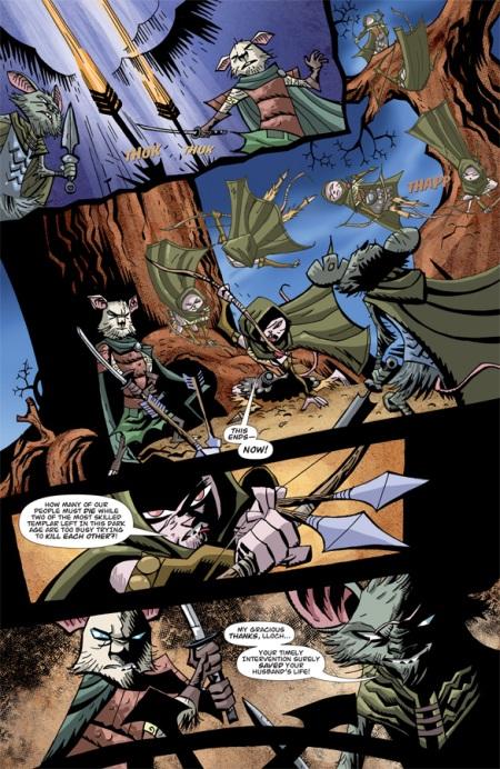 Mice Templar, Vol. 3 #2 p4