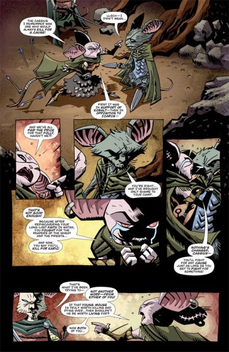 Mice Templar, Vol. 3 #2 p5