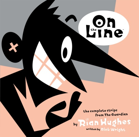 On The Line HC cover