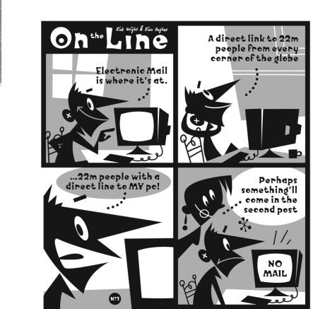On The Line HC p1